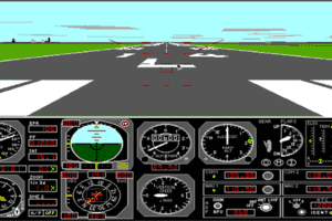 Flight Assignment: Airline Transport Pilot abandonware