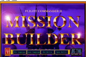 Flight Commander 2: Mission Builder 0