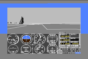 Flight Simulator II 2