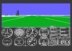 Flight Simulator II abandonware