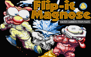 Flip-it & Magnose: Water Carriers from Mars 0