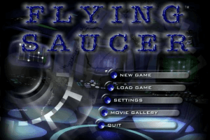 Flying Saucer 0