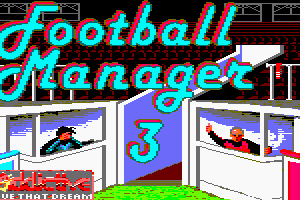 Football Manager 3 0