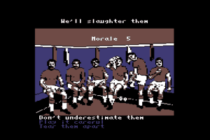 Football Manager: World Cup Edition 1990 9