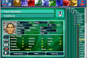 Football World Manager 2000 0