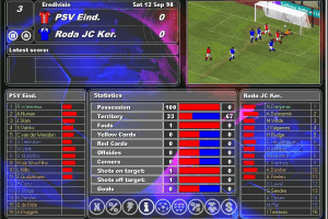 Football World Manager 2000 1