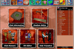 Football World Manager 2000 2