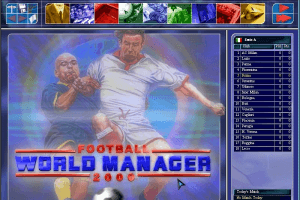 Football World Manager 2000 3