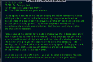 Forbes Corporate Warrior 1