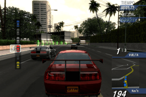 Ford Bold Moves Street Racing 2