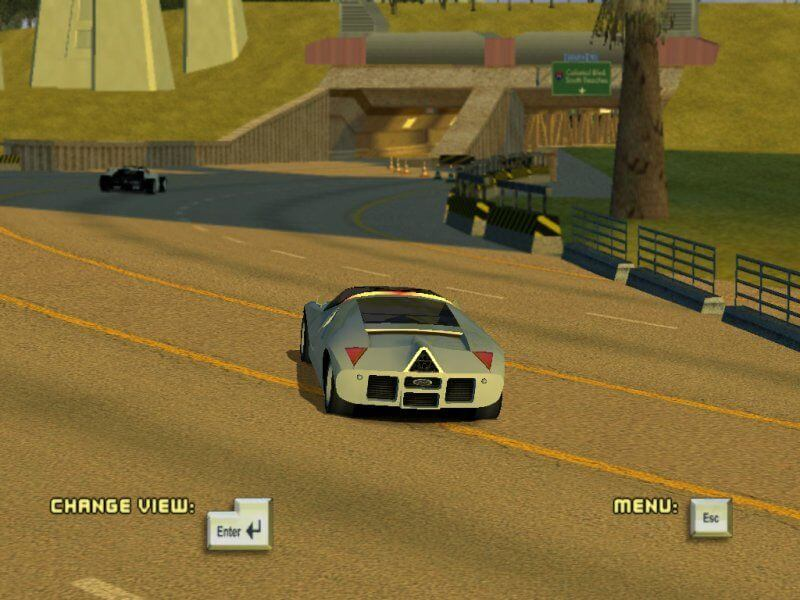 download free game ford racing 2 pc
