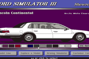 Ford Simulator III 1