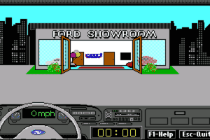 Ford Simulator III 4