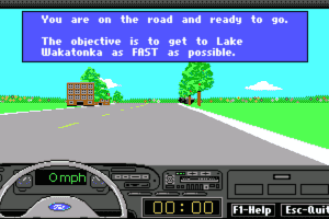 Ford Simulator III 5