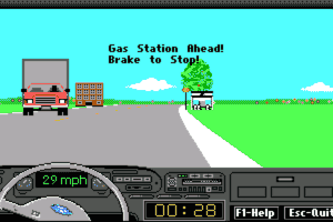 Ford Simulator III 6