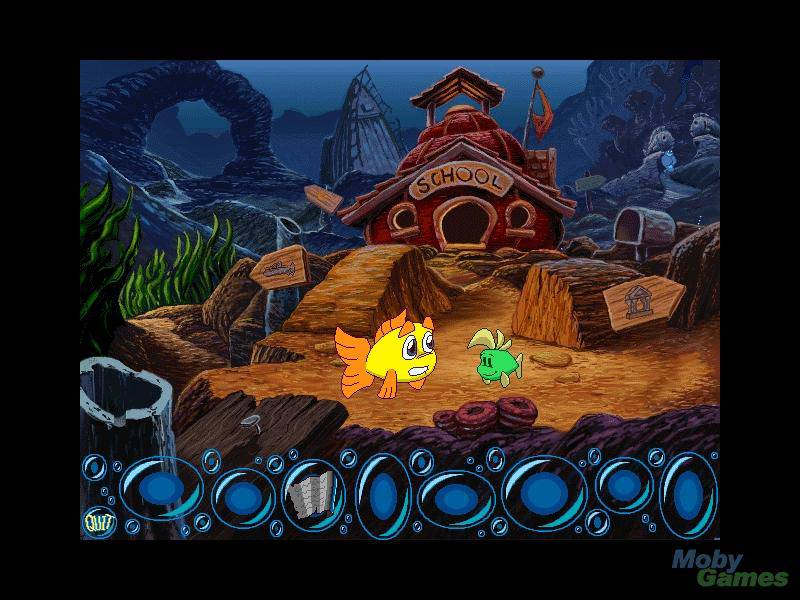 download freddi fish 2 the case of the haunted