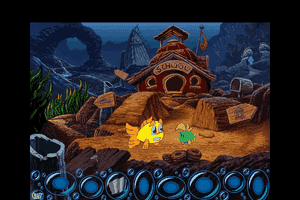 Freddi Fish 2: The Case of the Haunted Schoolhouse abandonware