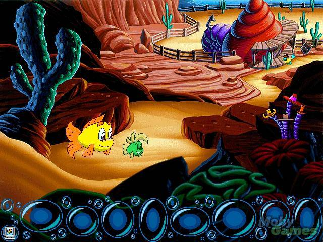 Freddi fish and the case of the missing kelp seeds online ...