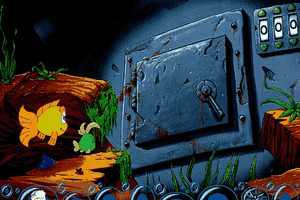 Freddi Fish 4: The Case of the Hogfish Rustlers of Briny Gulch 9