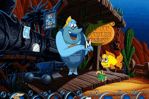 Freddi Fish 4: The Case of the Hogfish Rustlers of Briny Gulch 17
