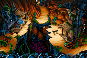 Freddi Fish 4: The Case of the Hogfish Rustlers of Briny Gulch 4