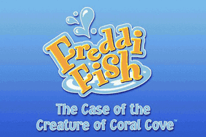 Freddi Fish 5: The Case of the Creature of Coral Cove 0