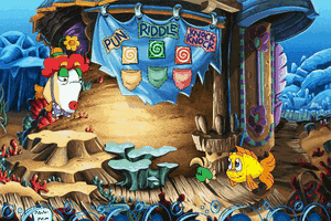 Freddi Fish 5: The Case of the Creature of Coral Cove 10