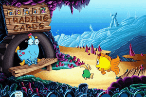 Freddi Fish 5: The Case of the Creature of Coral Cove 11