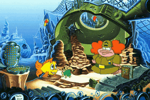 Freddi Fish 5: The Case of the Creature of Coral Cove 15