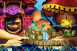 Freddi Fish 5: The Case of the Creature of Coral Cove 18
