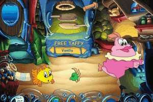 Freddi Fish 5: The Case of the Creature of Coral Cove 19