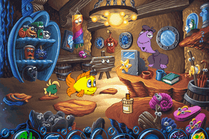 Freddi Fish 5: The Case of the Creature of Coral Cove 30