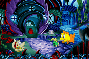 Freddi Fish 5: The Case of the Creature of Coral Cove 32