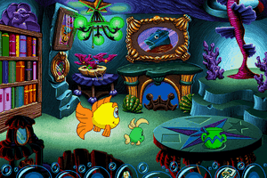 Freddi Fish 5: The Case of the Creature of Coral Cove 34