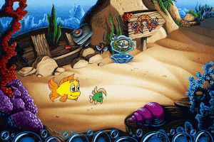Freddi Fish 5: The Case of the Creature of Coral Cove 3