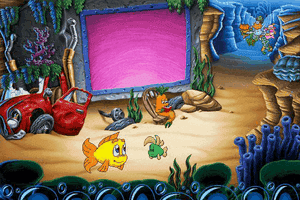 Freddi Fish 5: The Case of the Creature of Coral Cove 4