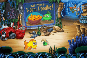 Freddi Fish 5: The Case of the Creature of Coral Cove 5