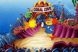 Freddi Fish 5: The Case of the Creature of Coral Cove 8