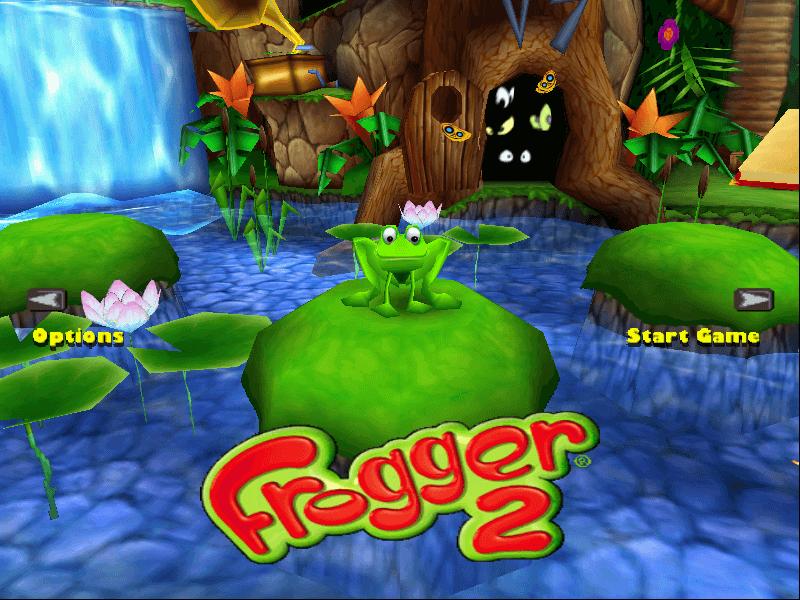Frogger 2 скачать игру