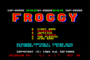 Froggy 1
