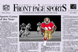Front Page Sports: Football Pro '96 Season 2