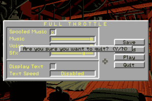 Full Throttle 3