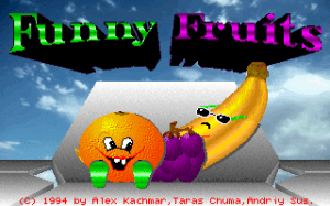 Funny Fruits 0