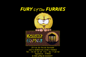 Fury of the Furries 0