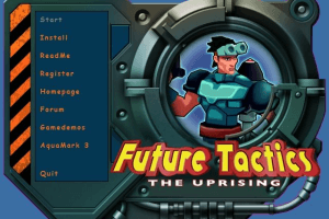 Future Tactics: The Uprising 0