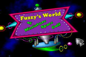 Fuzzy's World of Miniature Space Golf 0