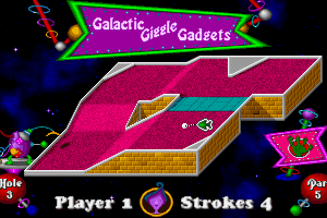 Fuzzy's World of Miniature Space Golf 6