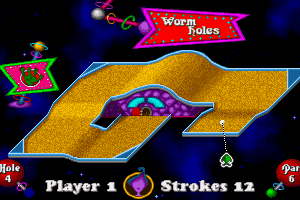 Fuzzy's World of Miniature Space Golf 8