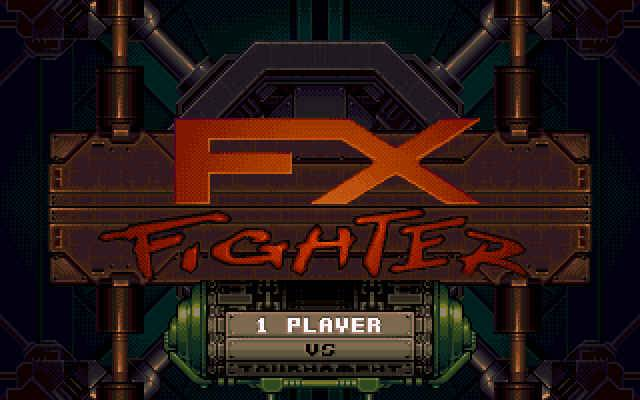 Fighter fx options