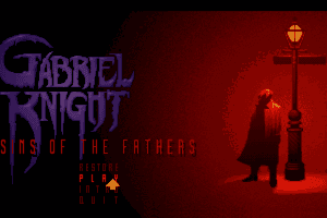Gabriel Knight: Sins of the Fathers 1